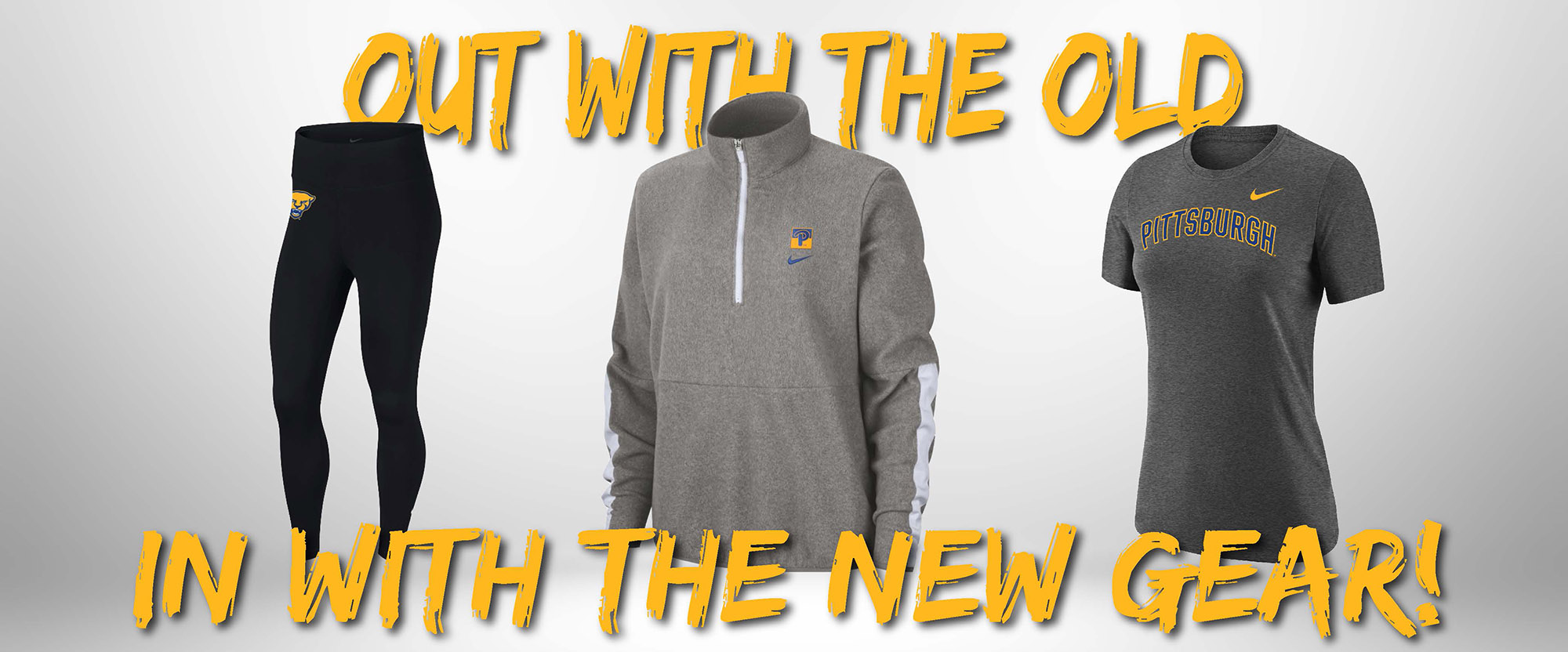 get your new gear for the new year