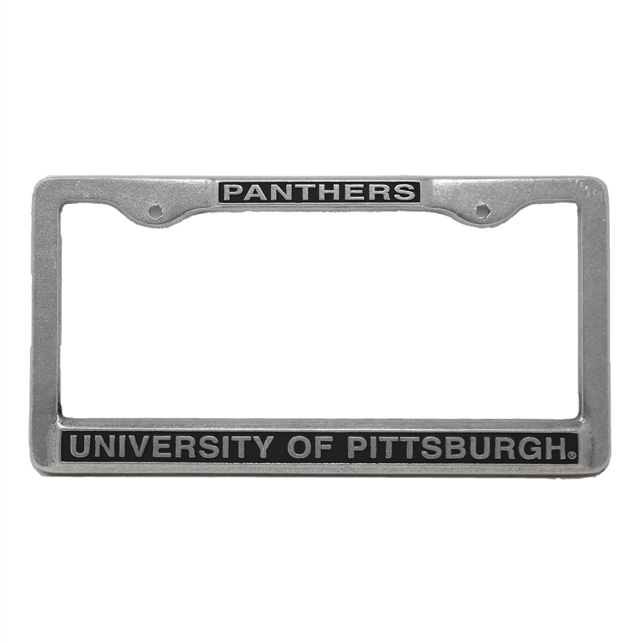 Carson Panthers License Plate Frame
