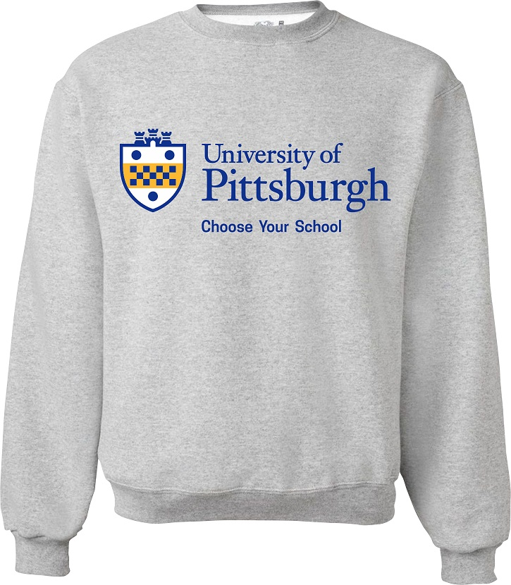 School Crewneck Sweatshirt - Choose Your School
