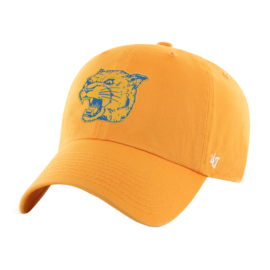 47 Brand Gold Panther Hat