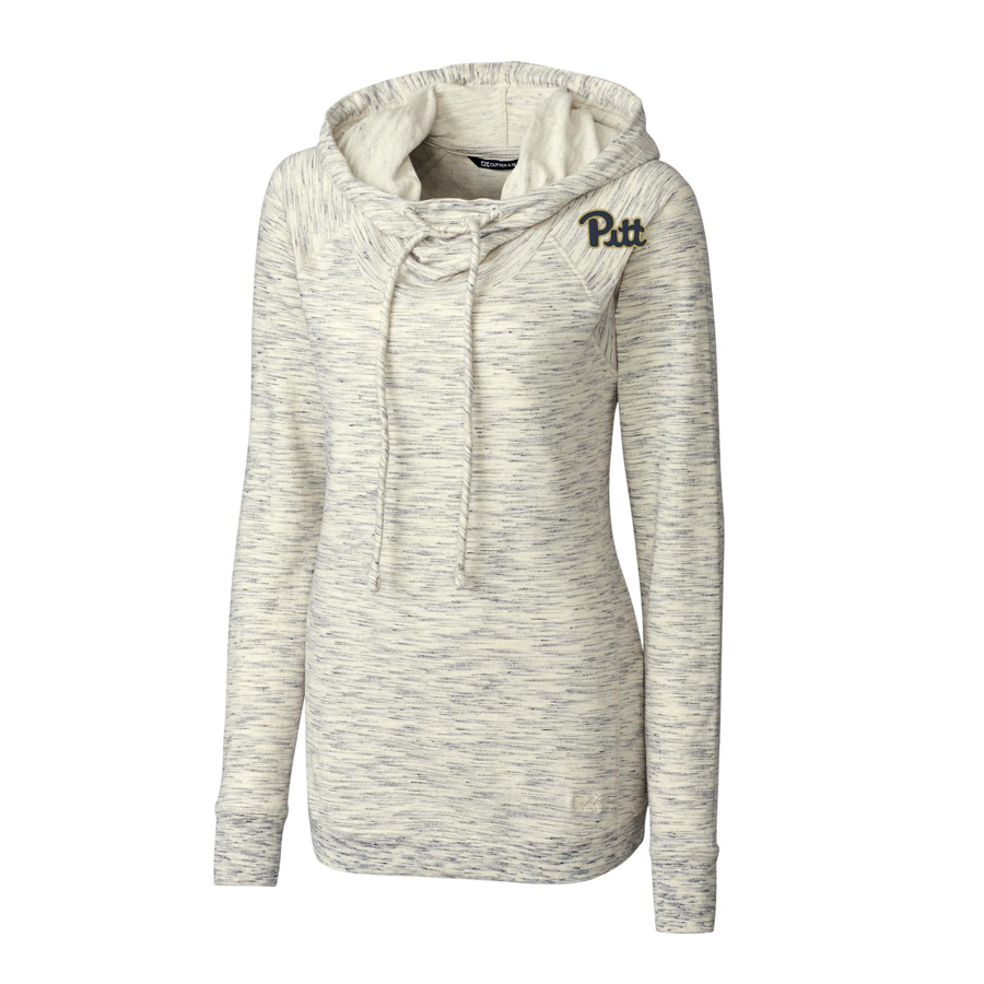Cutter & Buck Women's Tie Breaker Hooded Sweatshirt