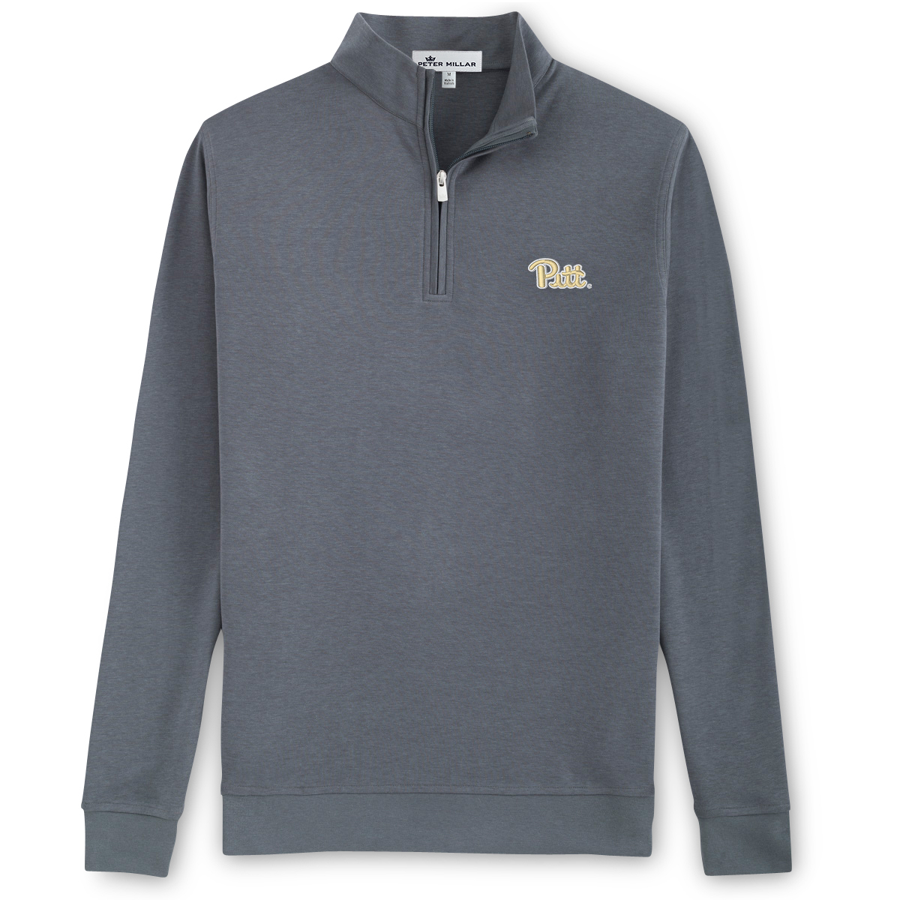 Peter Millar Crown Comfort Quarter Zip Pullover