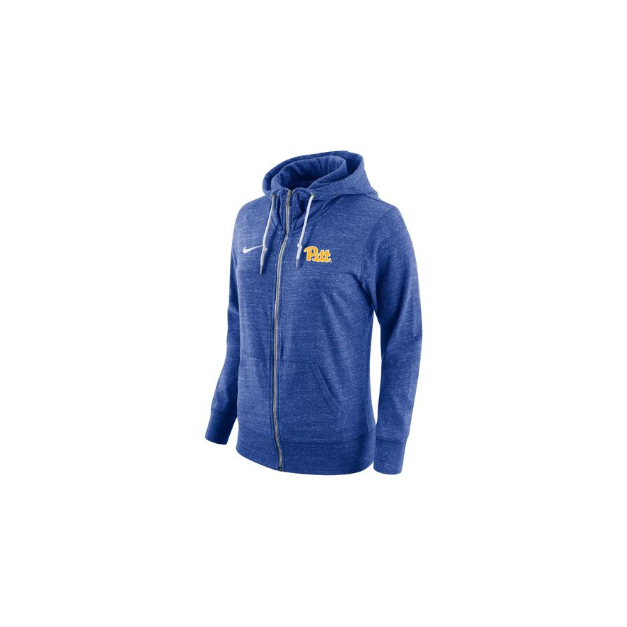 Nike Women's Pitt Gym Vintage Full Zip Hoodie