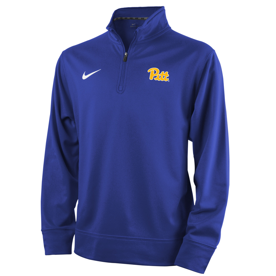 Nike Boy's Pitt 1/4 Zip Thermal Pullover Fleece