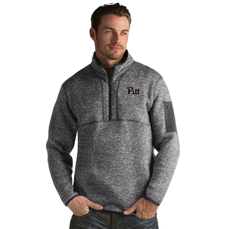 Antigua Men's Fortune Quarter Zip Pullover