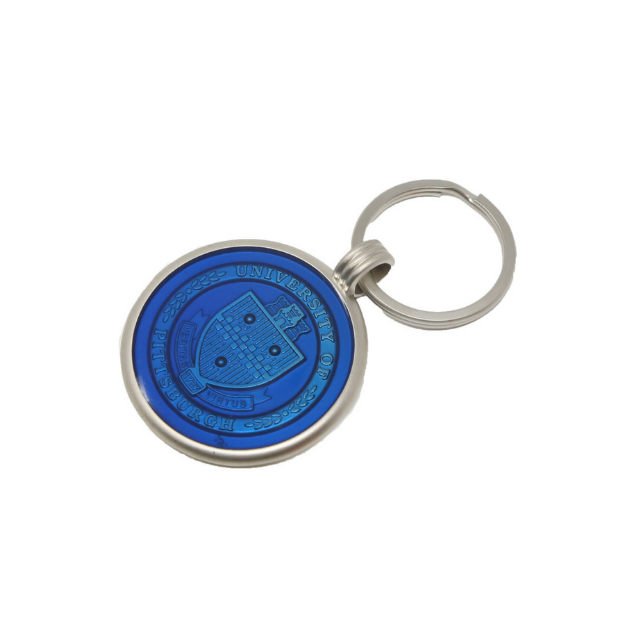 Pitt Seal Key Chain