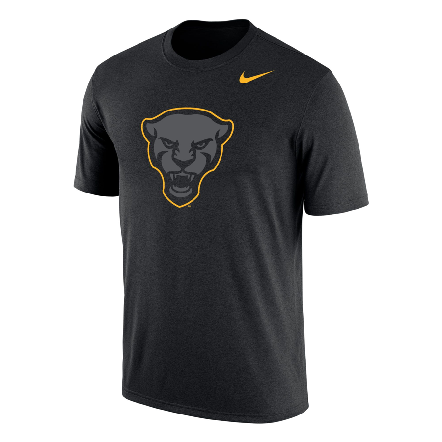 Nike Men's Dri-FIT Panther Head T-Shirt - Black