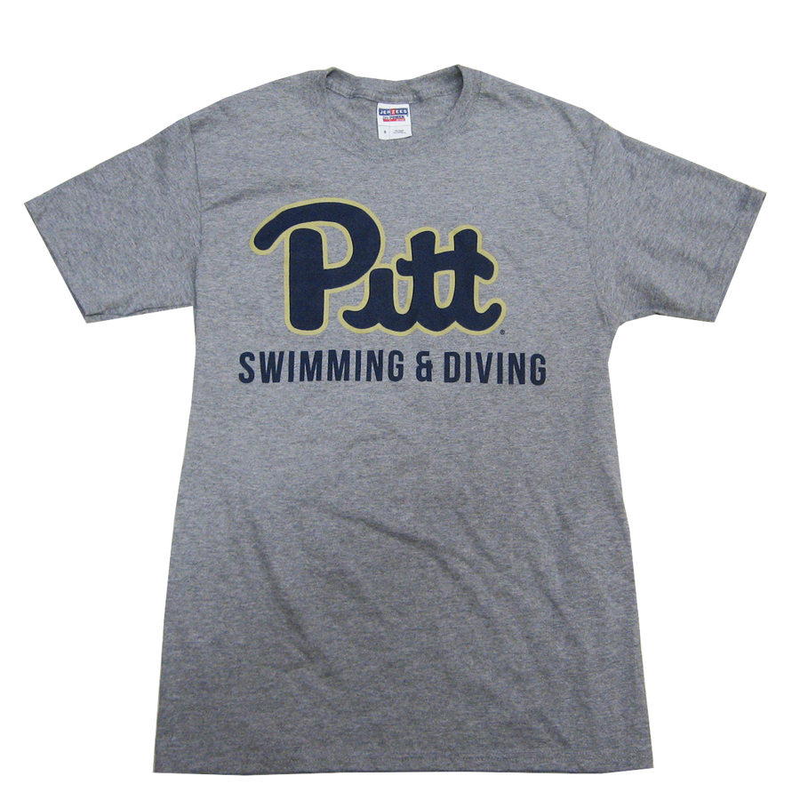 Image For Varsity Sport T-Shirt - Swimming & Diving