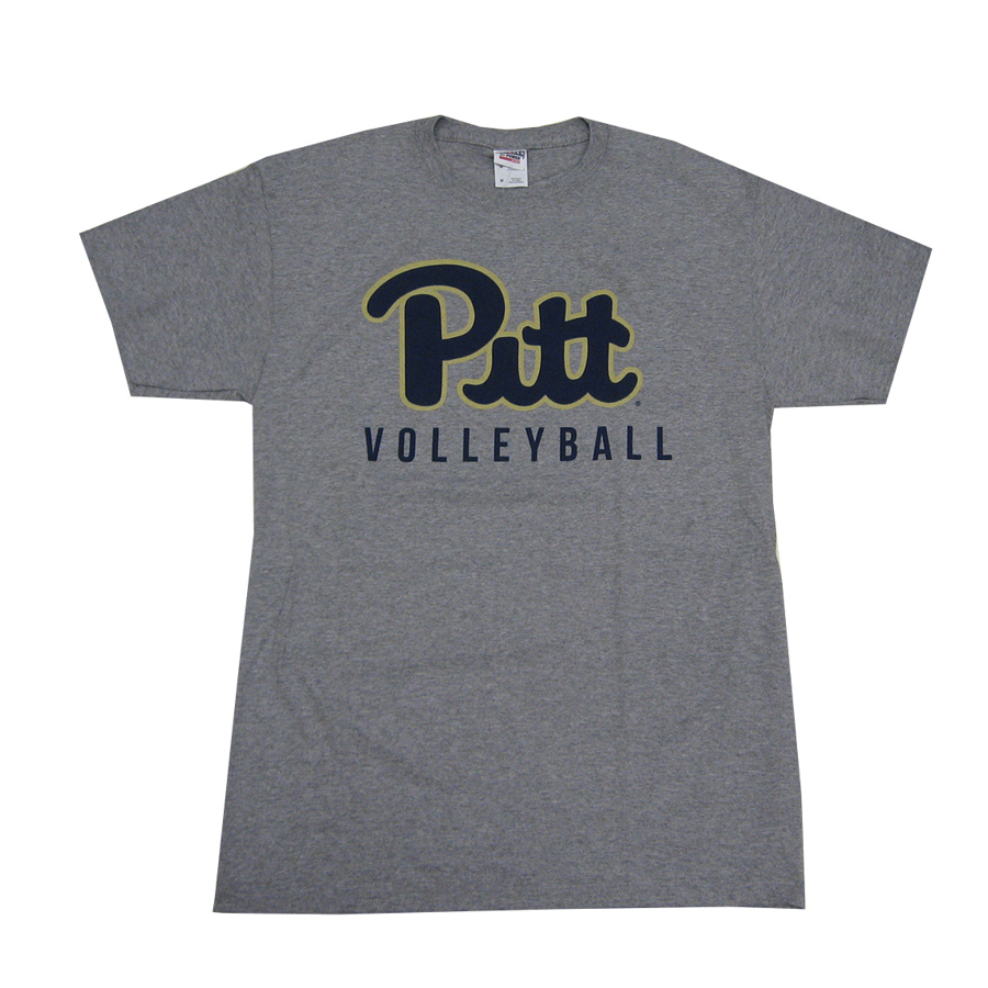 Image For Varsity Sport T-Shirt - Volleyball