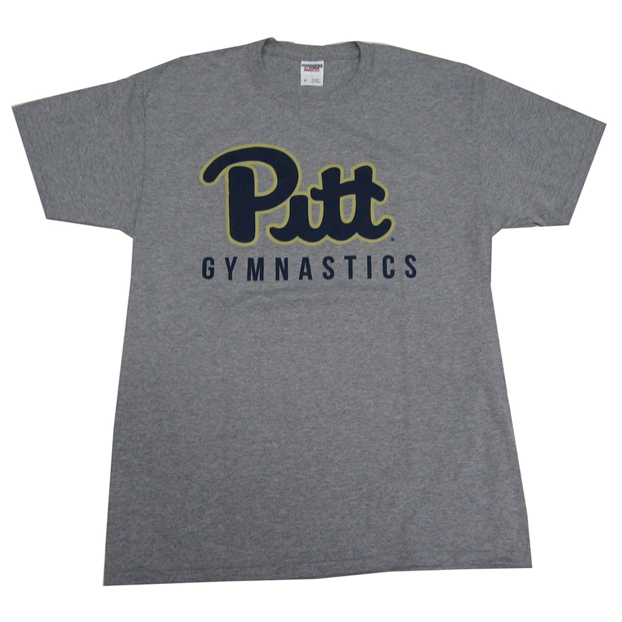 Image For Varsity Sport T-Shirt - Gymnastics