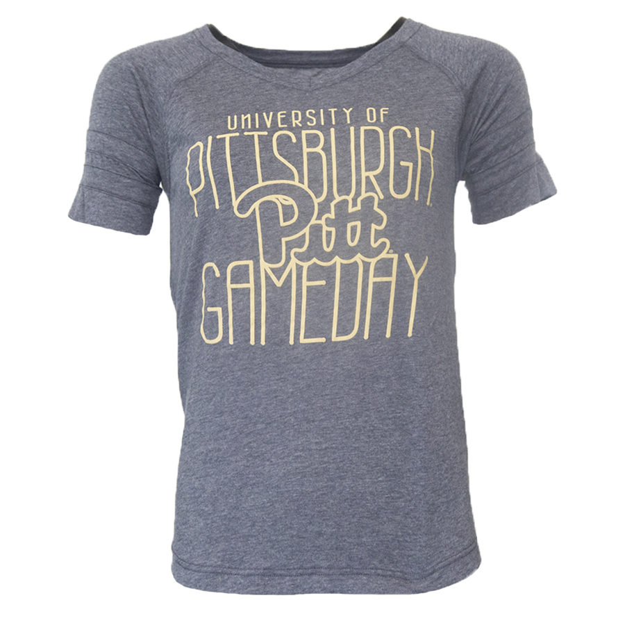 Image For Champion Ladies Short Sleeve Gameday T-shirt