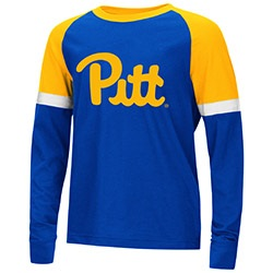 Image For Colosseum Girls Long Sleeve Pitt Script Tshirt Ollie