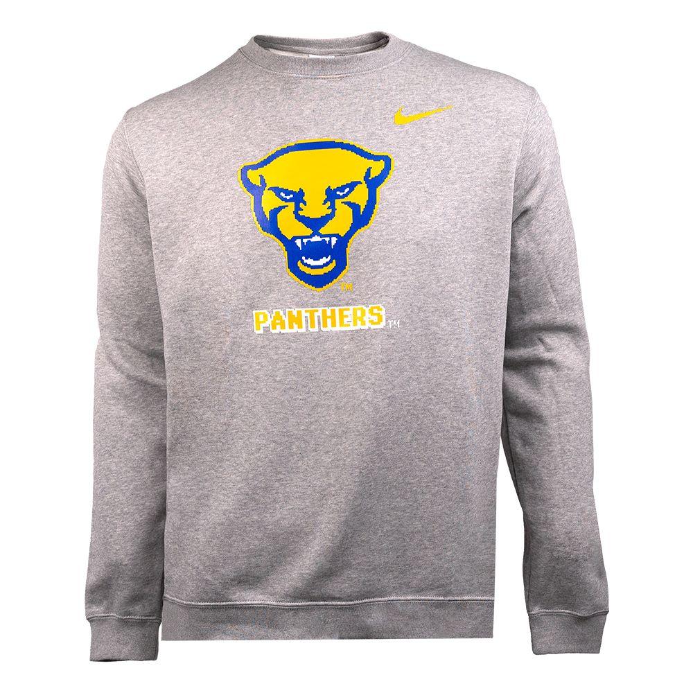 e32e6f9c5b07 Nike Men s Pitt Panthers Long Sleeve Shirt