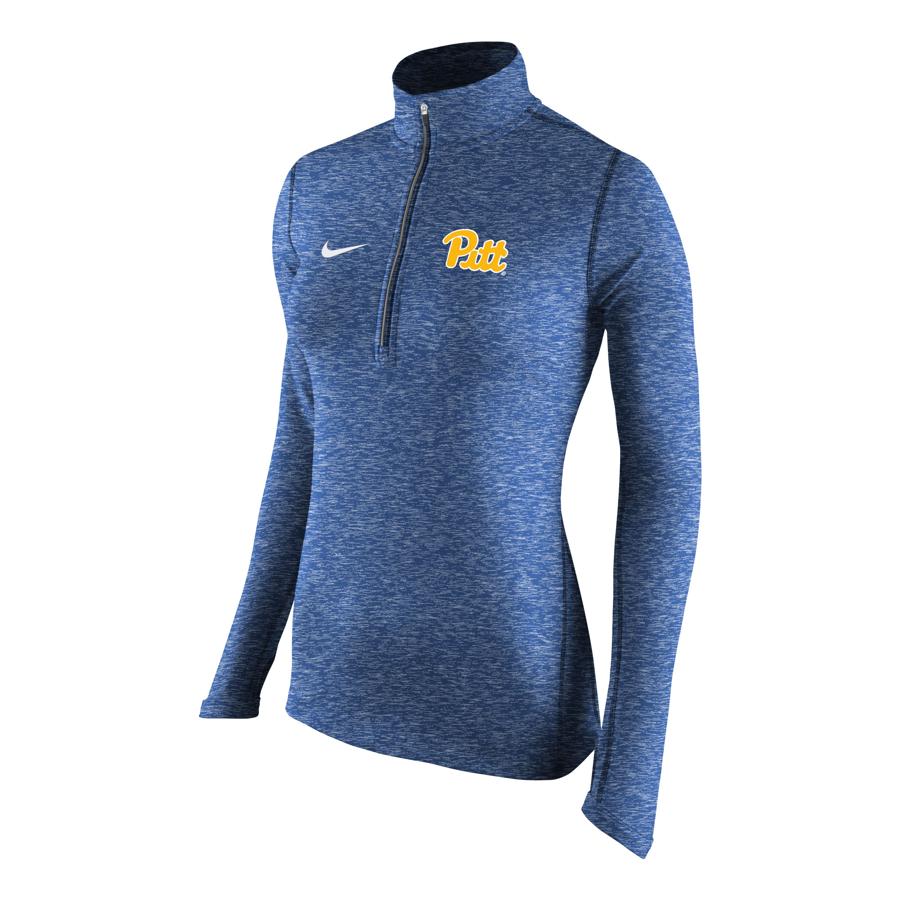 Nike Women s Pitt Element 1 2 Zip Top be72dc906
