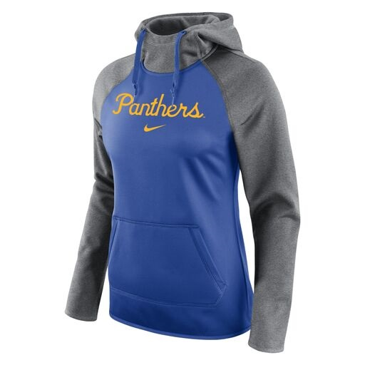 Image For Nike Women's Hood All Time - Royal