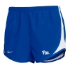 Cover Image for Clearance Nike Youth Girls Shorts Pitt Tempo - Royal/White