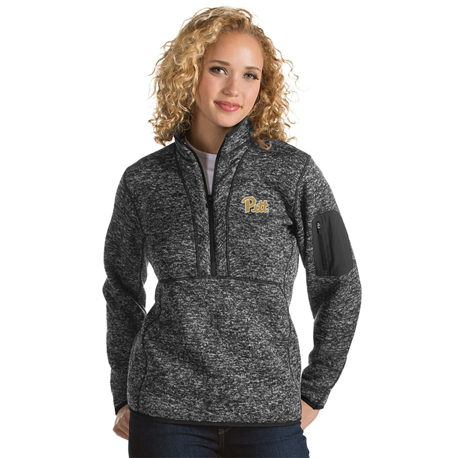 Cover Image For Antigua Women's Fortune Quarter Zip Pullover