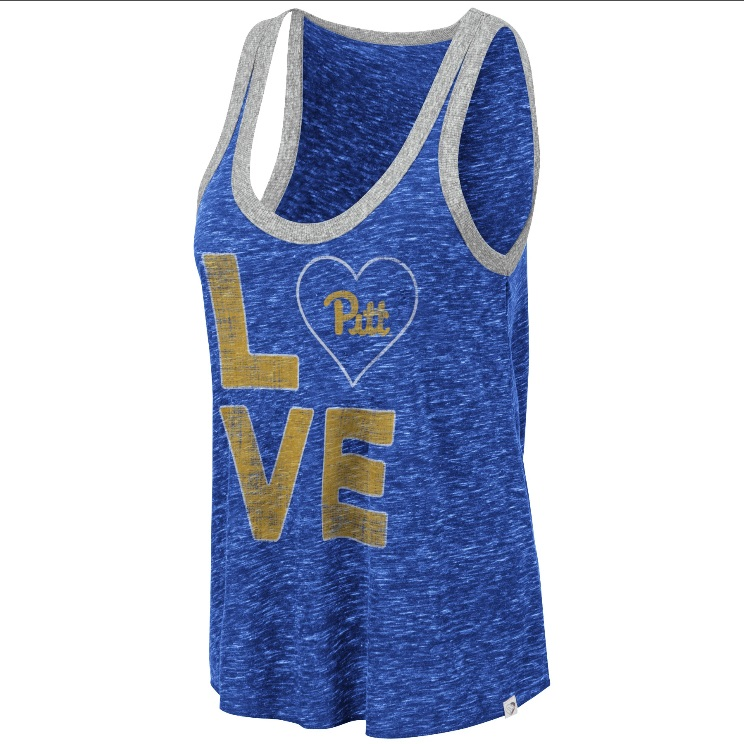 Image For Colosseum Women's Tank - Royal