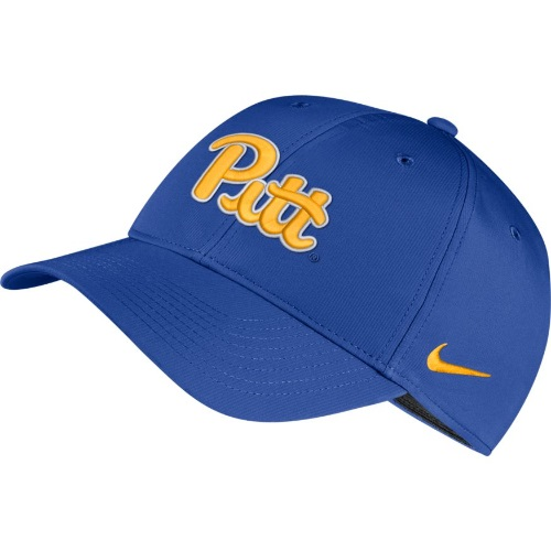 Image For Nike Adult's Pitt Script Legacy 91 Hat - Royal