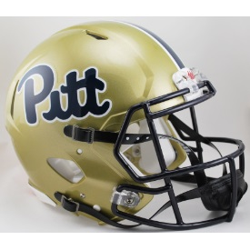 Image For Pitt Panther Authentic Script Helmet