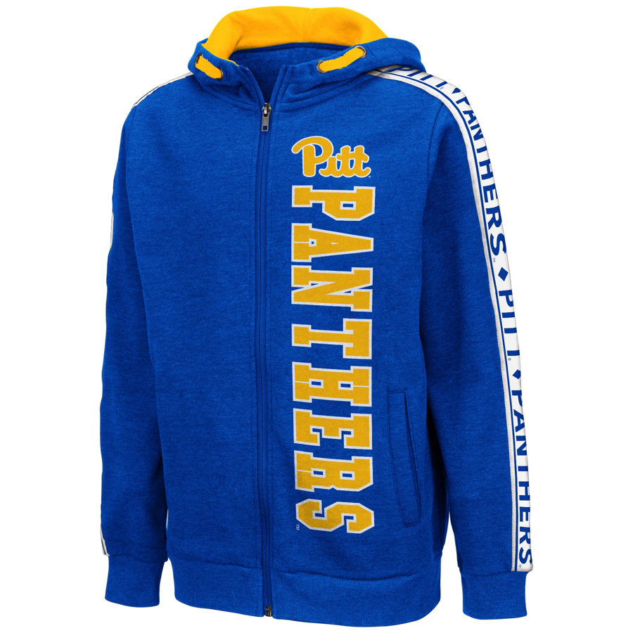 Image For Colosseum Youth Full Zip Hood Duke