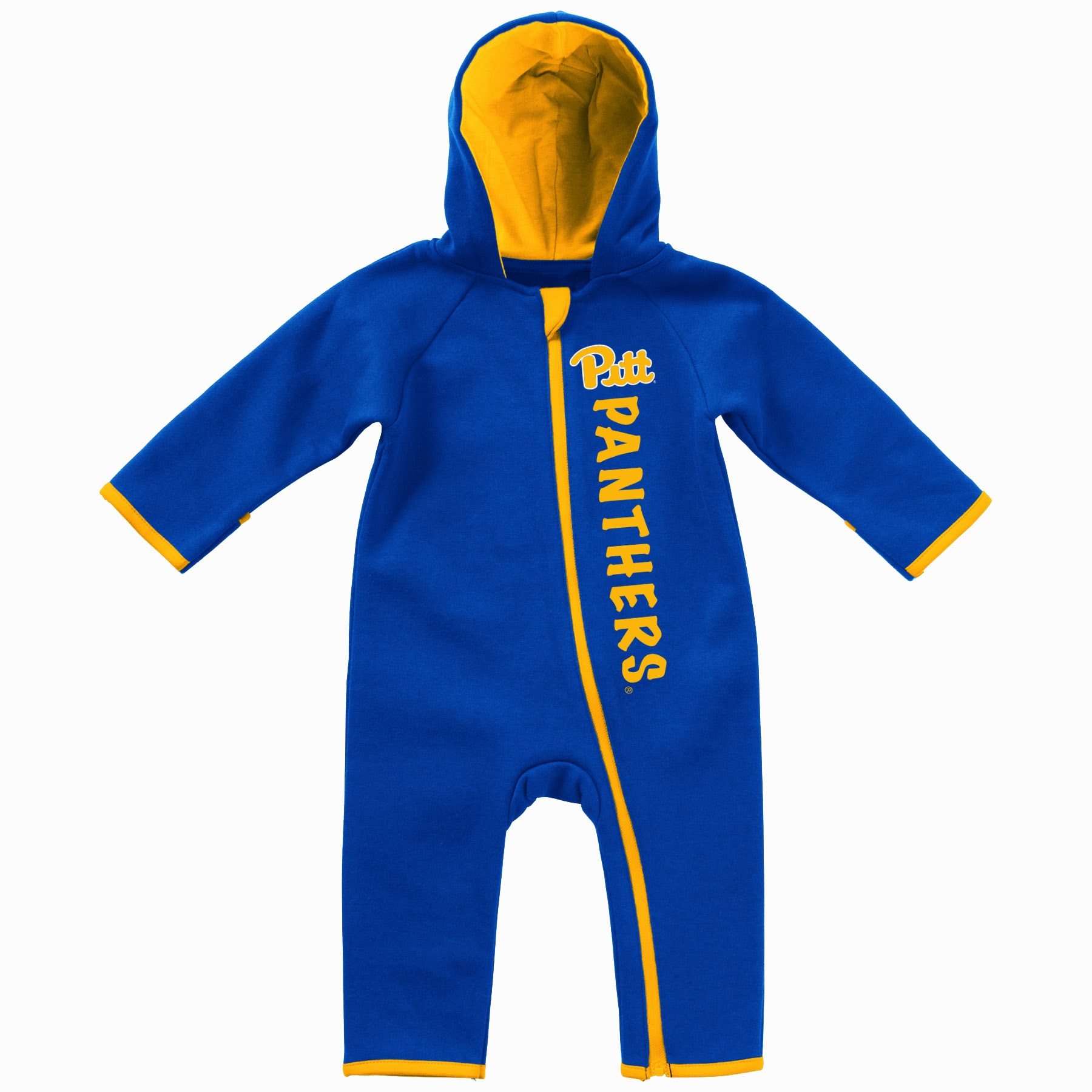 Image For Colosseum Infant Romper With Hood