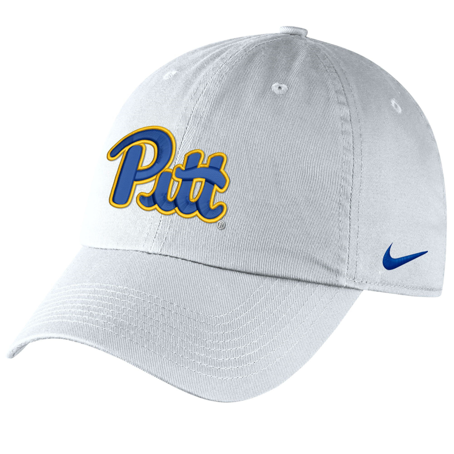 Image For Nike Adult's Pitt H86 Hat - White