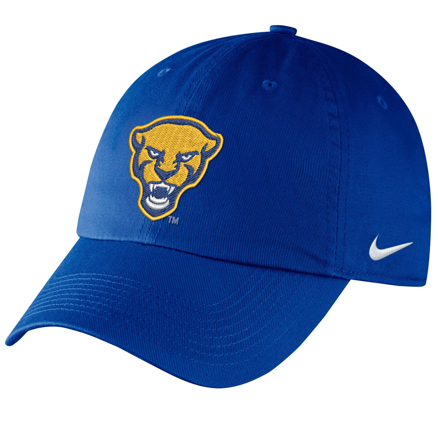 878985cdc979 Nike Youth Panther Head Campus Hat - Royal Blue
