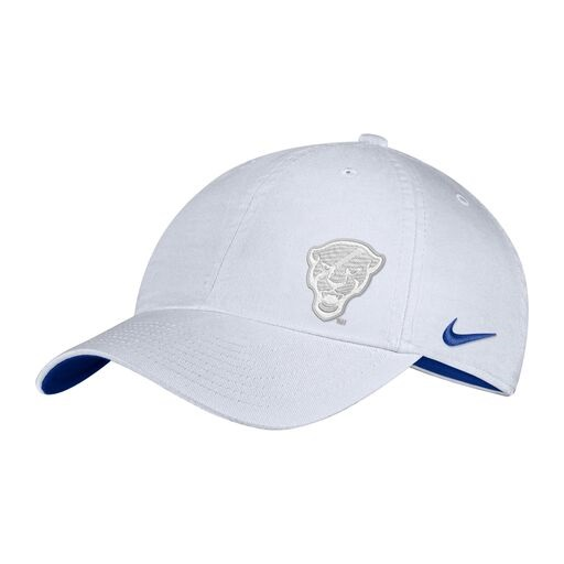Image For Nike Adult Women's Panther Head H86 Hat - White