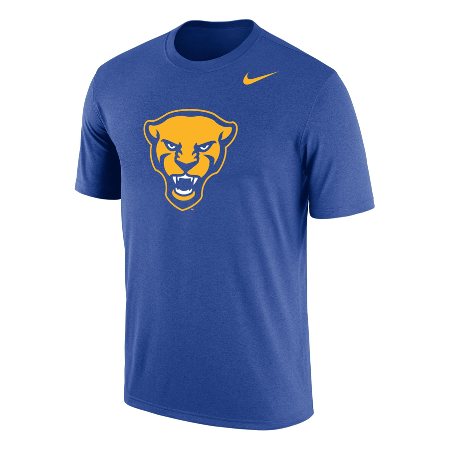 Image For Nike T-Shirt Dri-FIT Panther Head - Royal