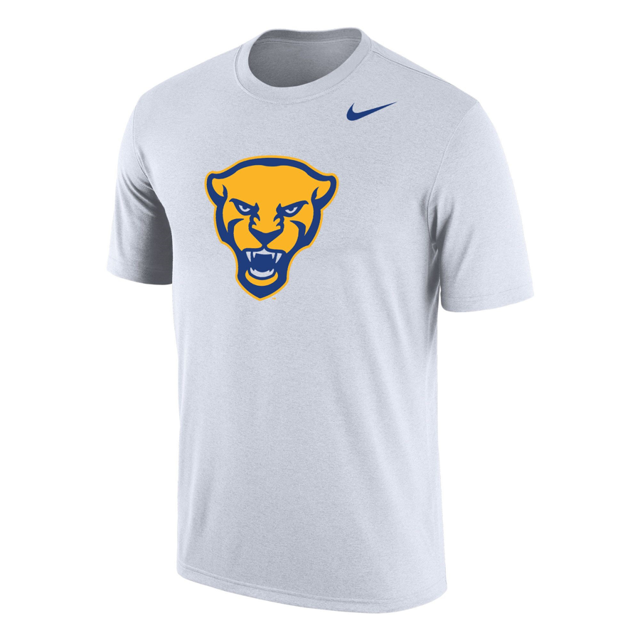43be08bea76e Nike Men s Dri-FIT Panther Head T-Shirt - White