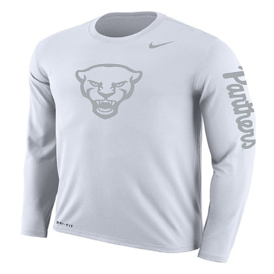 125c9285 Nike Men's Dri-FIT Legend 2.0 Long Sleeve T-Shirt - White