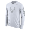 Cover Image for Nike Men's Dri-FIT Legend 2.0 Long Sleeve T-Shirt - White