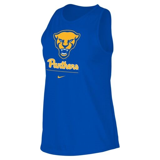 Cover Image For Nike Women's Tank Panther Head Cross-Dye