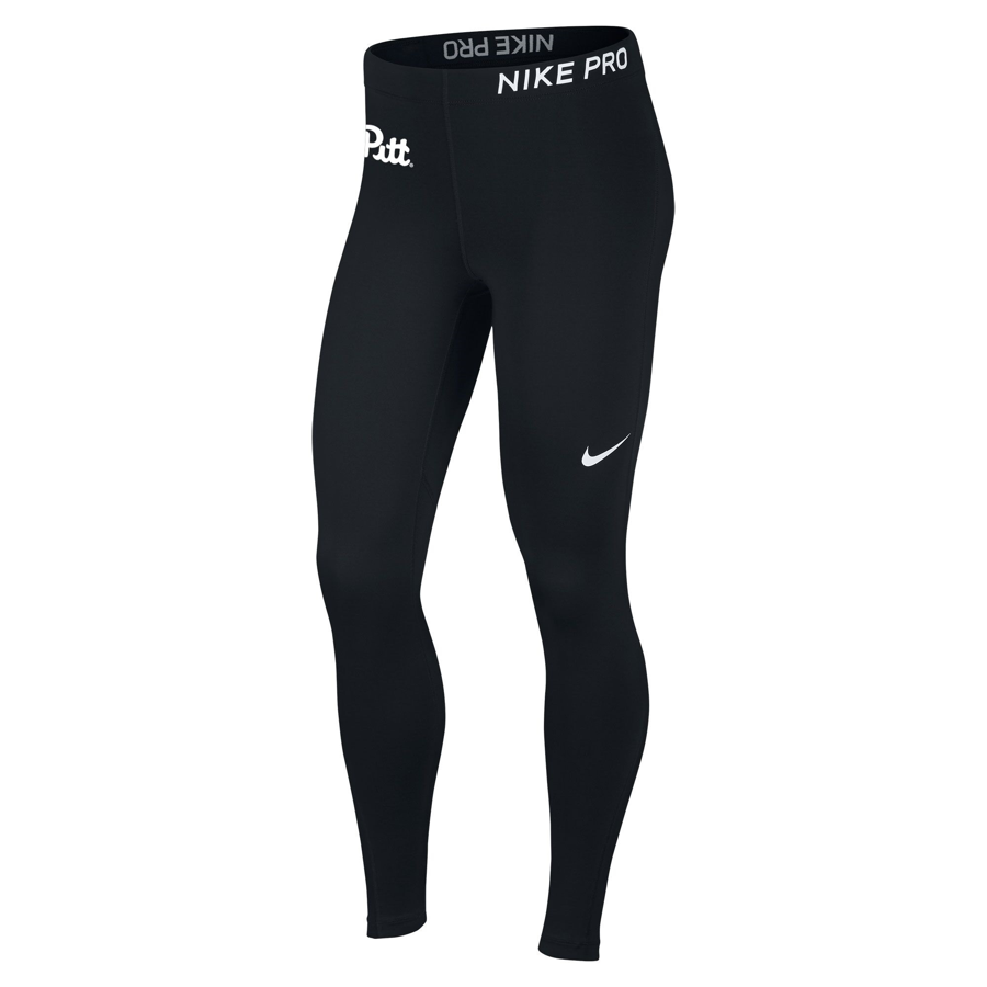 Image For Nike Women's Pro Cool Tights - Black