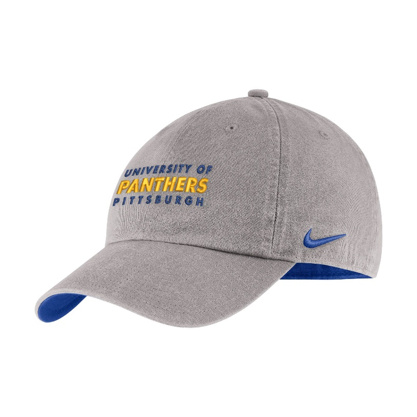 Image For Nike Adult's University of Pittsburgh Panthers H86 Hat