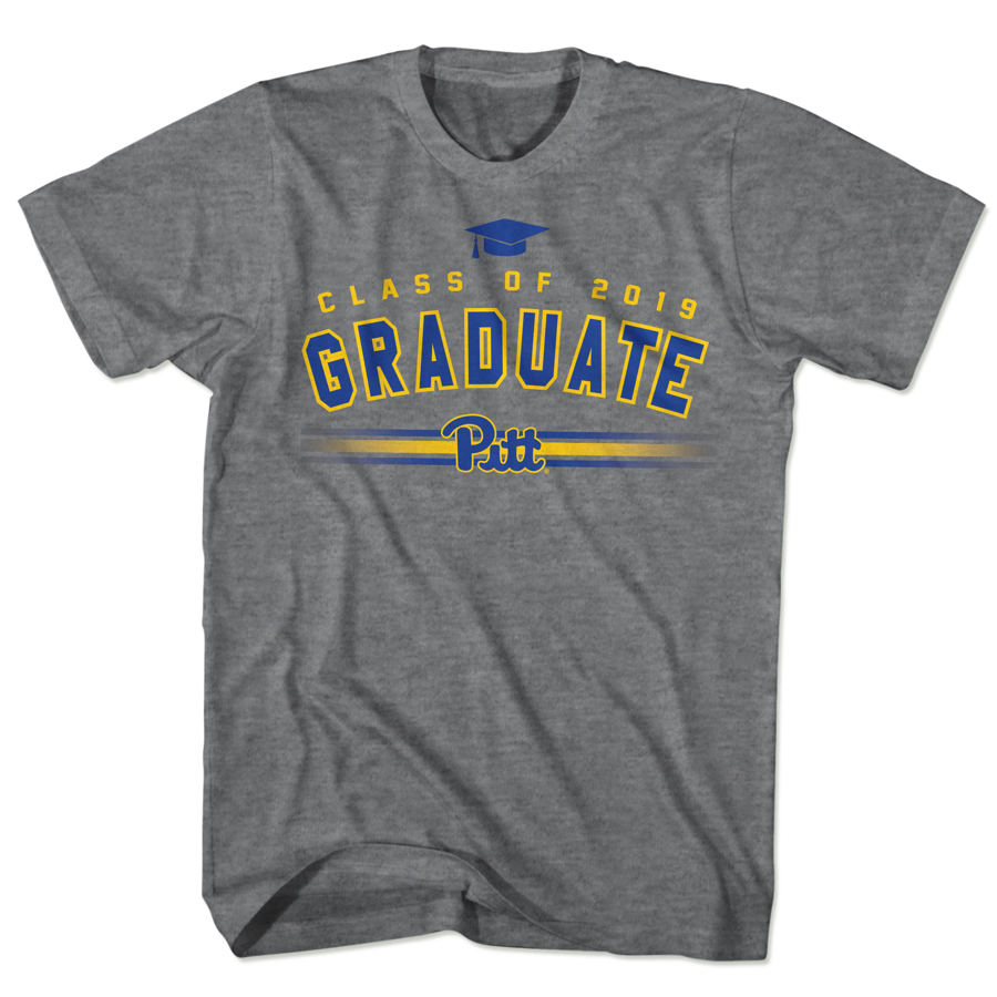 Cover Image For Pitt Class of 2019 T-Shirt
