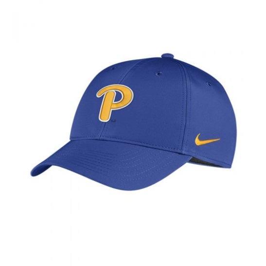 Cover Image For Nike Adult's Legacy 91 Hat Adjustable Script P - Royal
