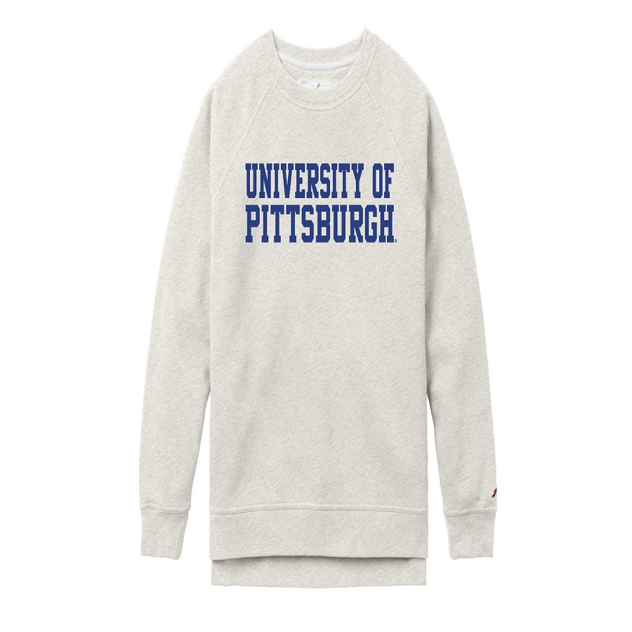 Image For League Women's University of Pittsburgh Long Sleeve Shirt