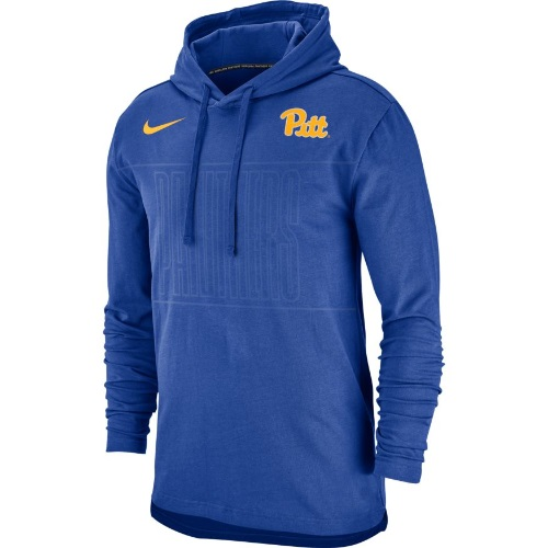 Image For Nike Hood Men's Long Sleeve Hood - Royal
