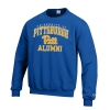 Cover Image for Champion Adult's Crew Neck Alumni Sweatshirt - Royal