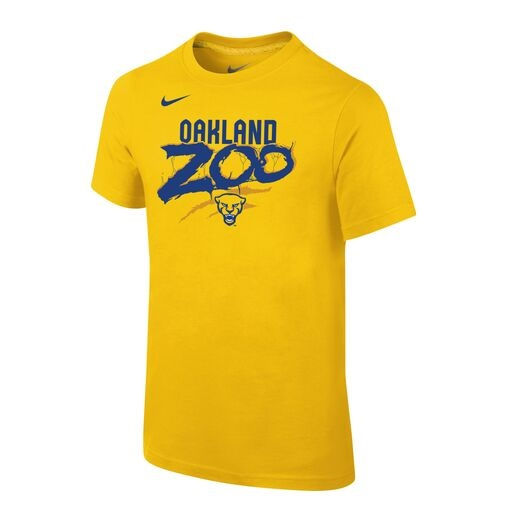 Image For Nike T-Shirt Adult's Oakland Zoo 2019