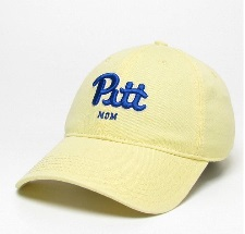 Image For Legacy Brand Pitt Mom Hat - Yellow
