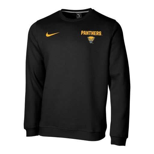 Image For Nike Sweatshirt Crew Black