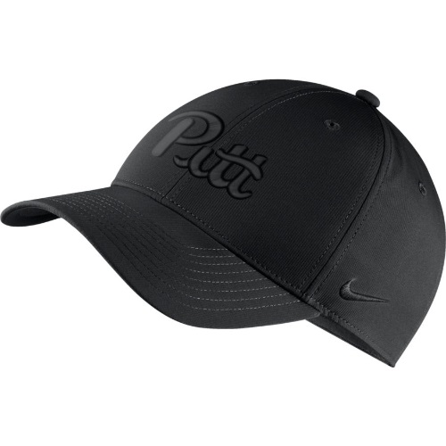Image For Nike Adult's Black Legacy91 Pitt Script Hat