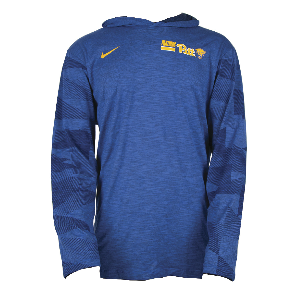 Cover Image For Nike Hood Long Sleeve Pitt Panthers - Royal