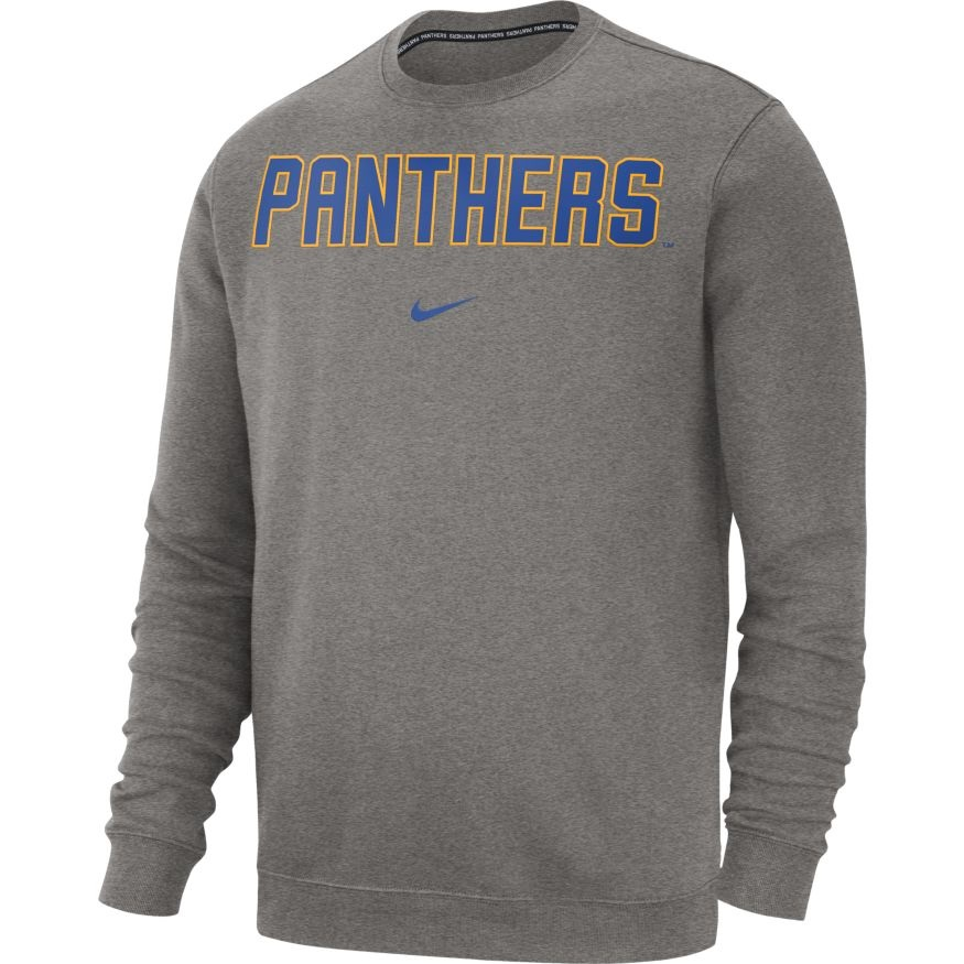 Cover Image For Nike Crew Club Fleece Men's Panthers