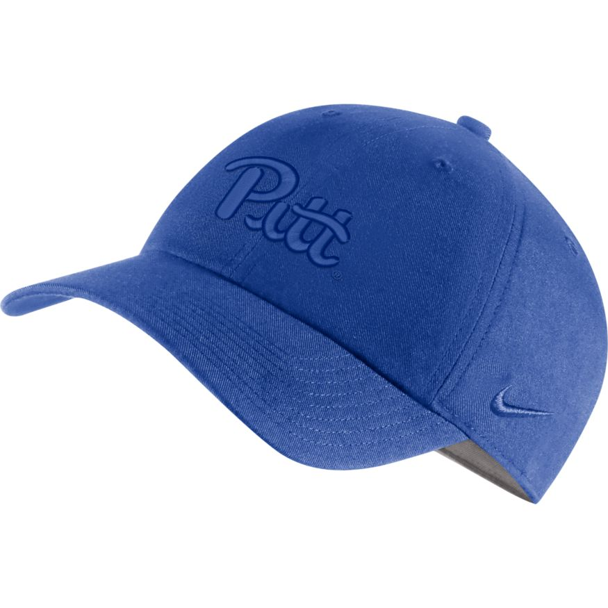 Cover Image For Nike Adult's H86 Hat Pitt Script - Royal