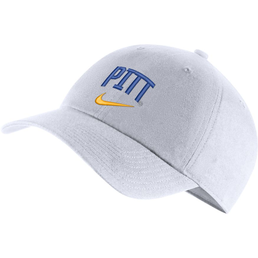 Cover Image For Nike Adult's H86 Adjustable Hat Pitt - White