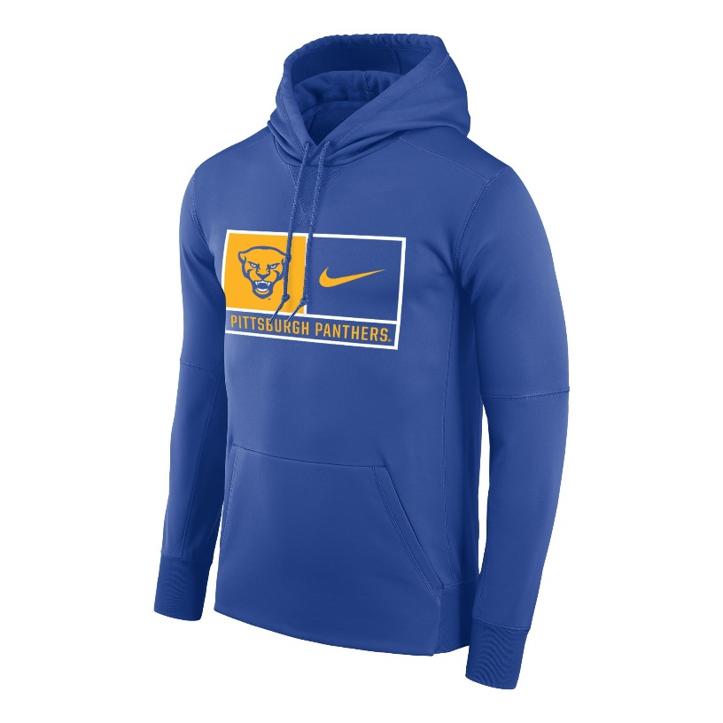 Image For Nike Hood Men's Therma - Royal